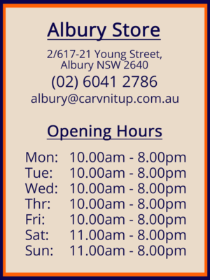 albury-opening-hours